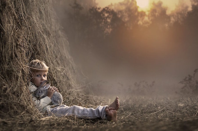 Elena Shumilova Photo of Son